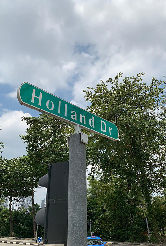 One Holland Village Holland Drive